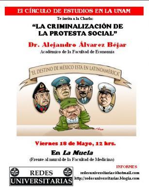 Cìrculo de estudios de la UNAM