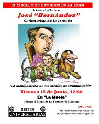 """""""Hernández"""" en el Círculo de Estudios de la UNAM"""