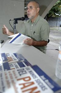 José Reveles estuvo en la UNAM