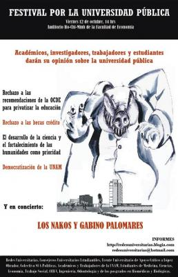 Festival por la Universidad Pública
