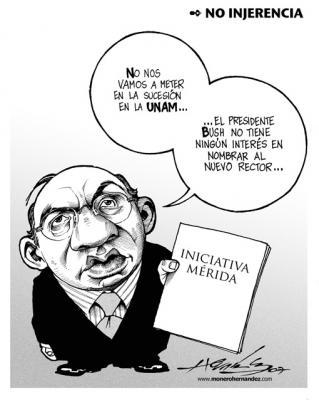 Sobre la Sucesión en la UNAM