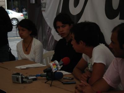 Actividades que se anunciaron en la conferencia de prensa