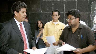 Los resultados de la Consulta Universitaria fueron entregados al Rector de la UNAM