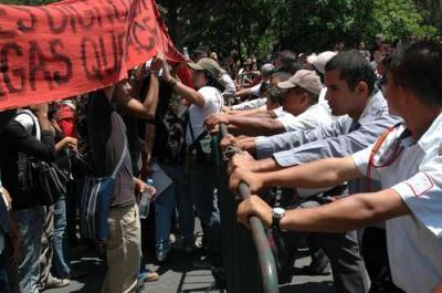 En Morelos los estudiantes dicen...
