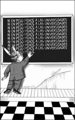 """Rafael Barajas """"El Fisgón"""" dice: Ni un Peso Menos a las Universidades Públicas"""
