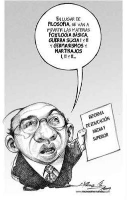 Narro reitera negativa a reforma en las prepas