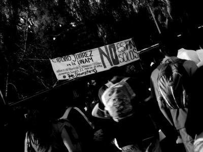 Grupo civil intenta salvar Ciudad Juárez