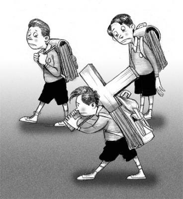 La educación hoy, El Fisgón