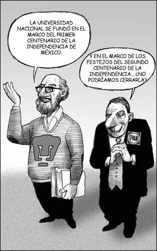 Felicidades UNAM!!!