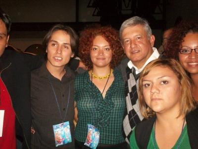 Jóvenes de Juárez repudian militarización
