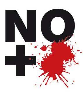 Los universitarios decimos: No mas sangre