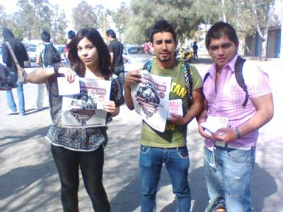 BIENVENIDO AMLO a la UNAM, BIENVENIDO a la Fes Aragón!