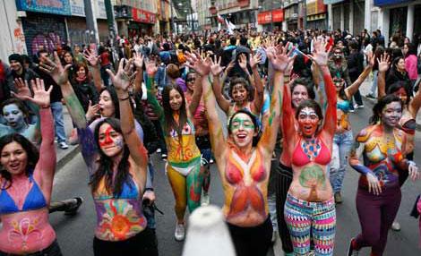 La máxima casa de estudios se solidariza con las demandas educativas en Chile