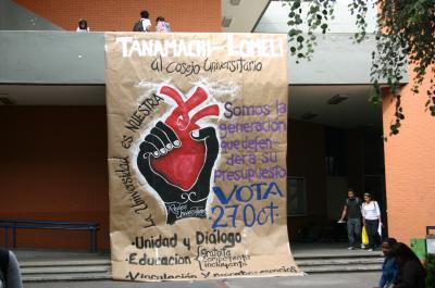 Tanamachi y Lomelí para el Consejo Universitario en la ENAP