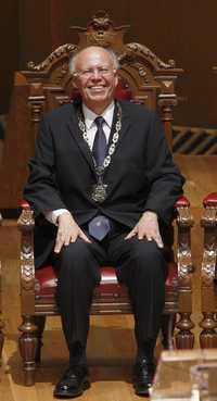 Se mantendrá UNAM como conciencia crítica del país, ofrece Narro