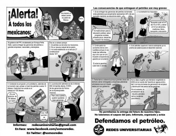 En Defensa del petróleo